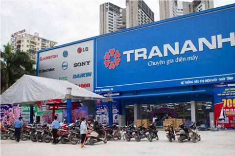 Tran Anh revenue plunges after leaked merger information