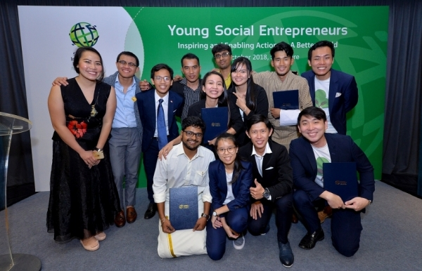 vietnamese team among top seven at young social entrepreneurs