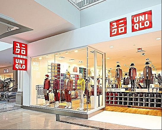 Japanese fast fashion brands take over Vietnamese brands