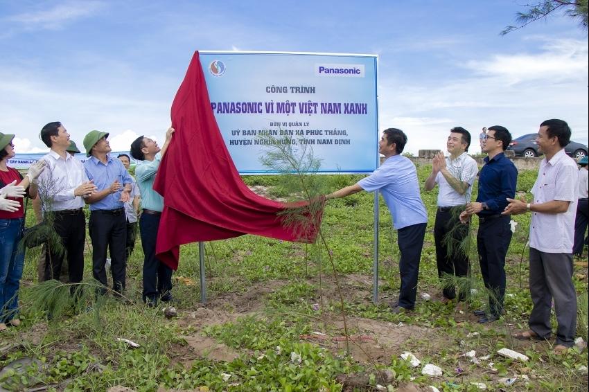 Panasonic continues journey for green Vietnam