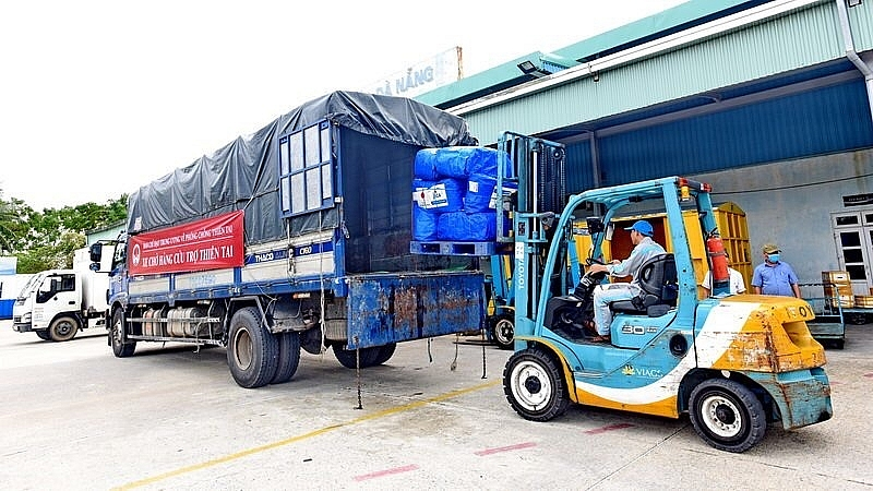 japan sends disaster relief to thua thien hue province to overcome natural disasters