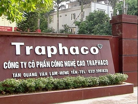 Traphaco ahead the revenue and profit curve after nine months