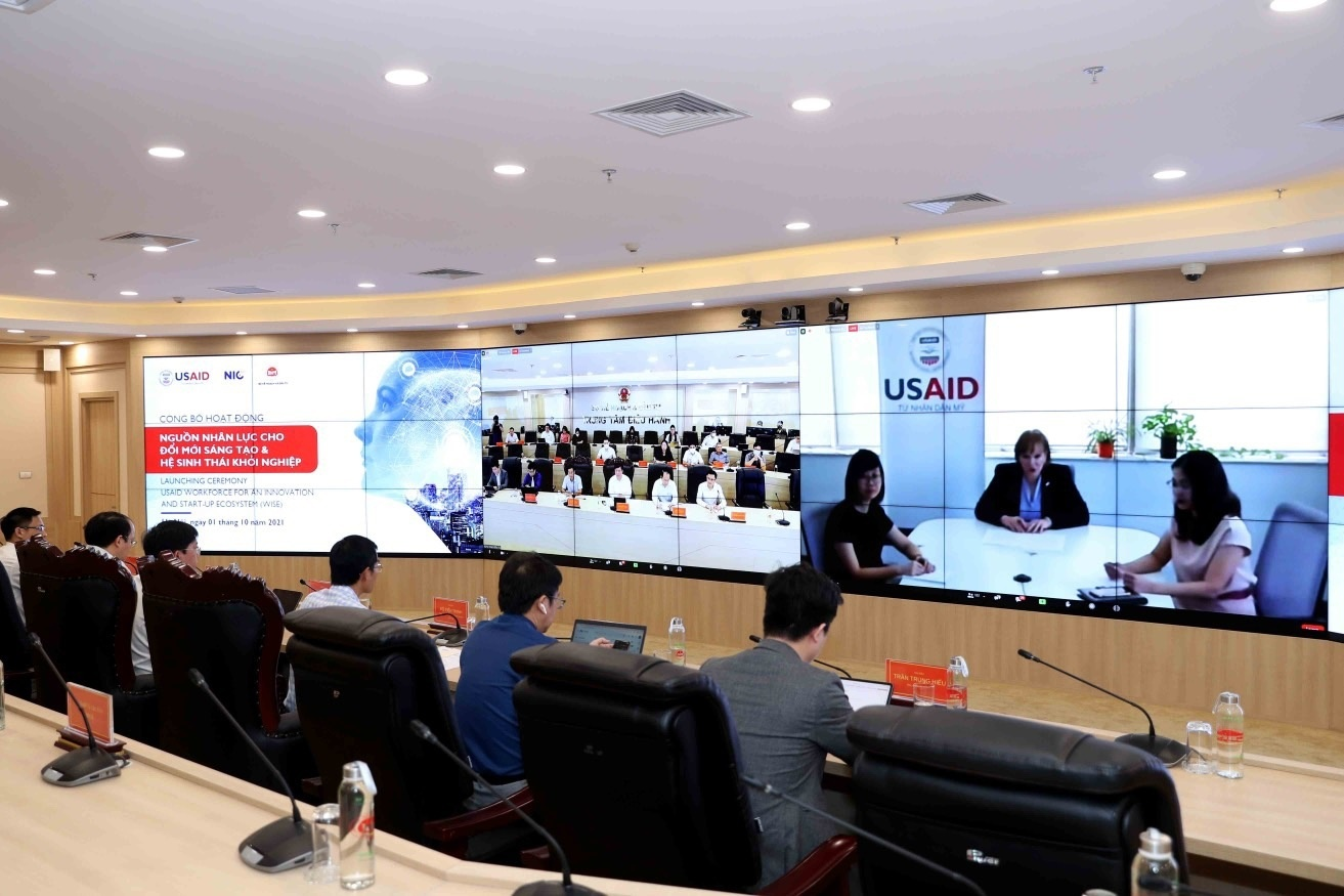 New US-funded project to promote Vietnam's economic growth through technological transformation