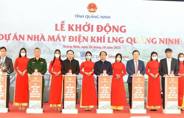 Construction of $2 billion Quang Ninh LNG plant kicked off