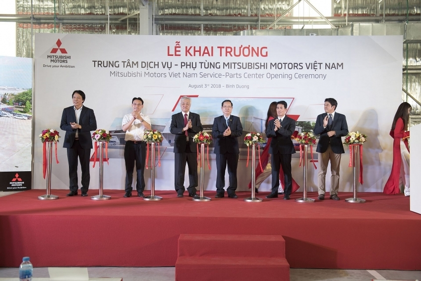 """Mitsubishi's ambitions to produce """"Made in Vietnam"""" cars"""