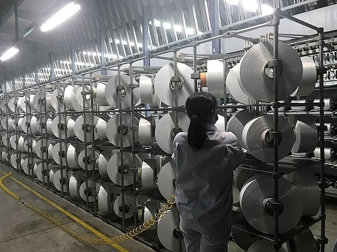 an phat holdings takes dinh vu polyester plant to new stage
