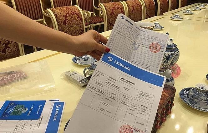 "$10.65 million of Chu Thi Binh at Eximbank still be ""detained"""