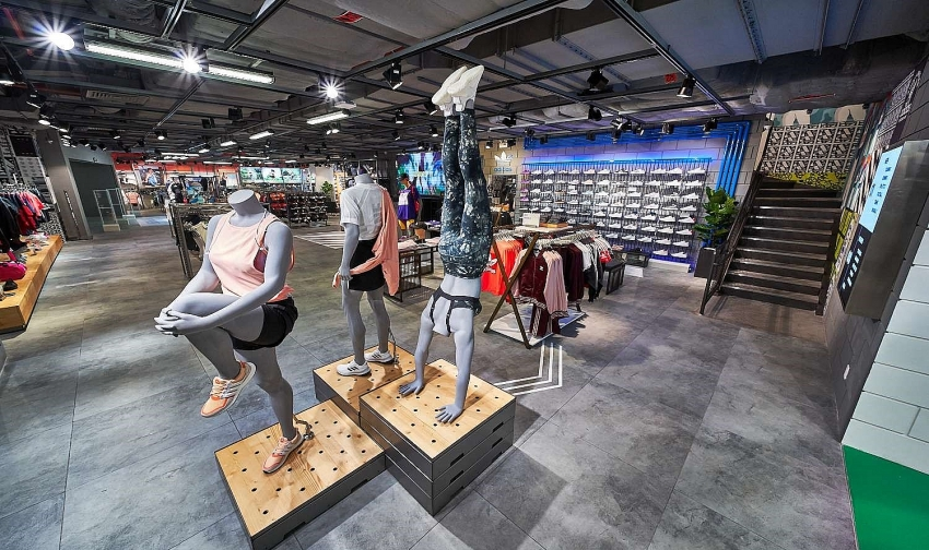 adidas issues up to 50 per cent promotion programme