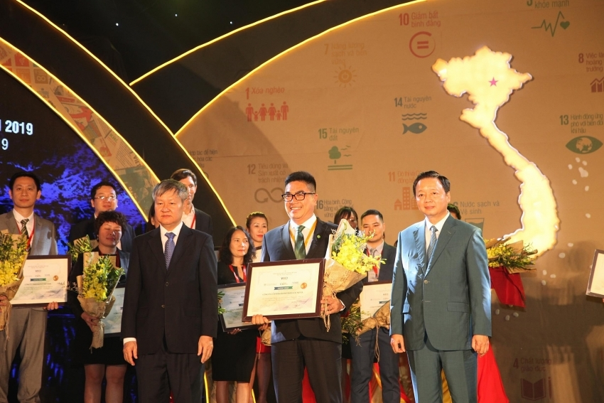 Novaland named in Top 100 Sustainable Businesses 2019 in Vietnam