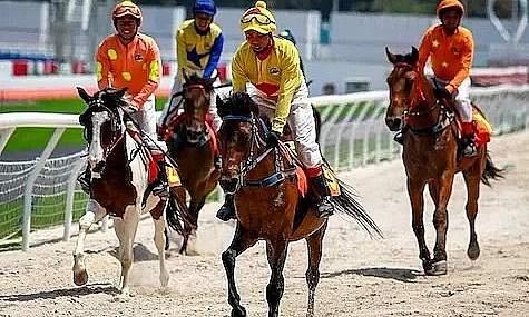 long delayed thien ma madagui horseracing project makes it on priority list