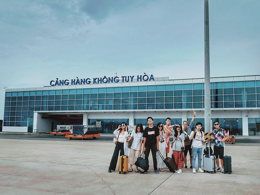 vietstar airlines proposes to develop tuy hoa airport