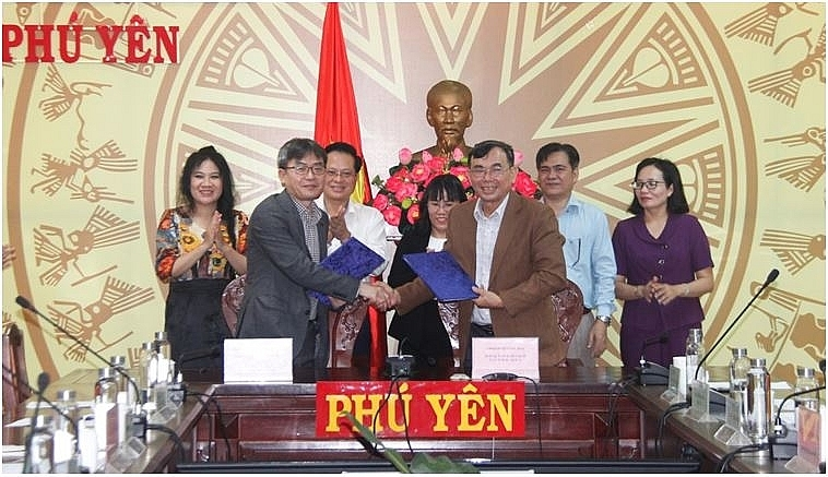 GyeongGi-Do sponsors VND5 billion ($217,391) to build school in Phu Yen