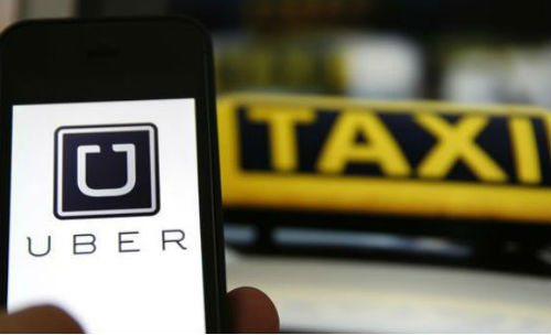 Traditional taxi brands take on Uber and Grab in airport travel