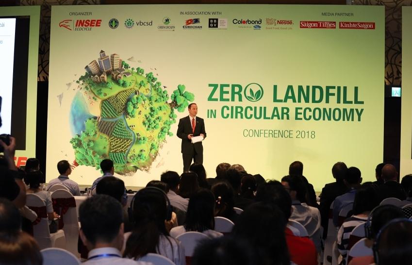 The circular economy:  sustainable development for big companies