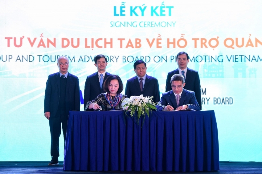 Visa and Tourism Advisory Board join forces to attract international visitors to Vietnam