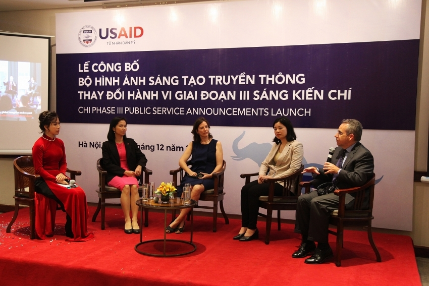 USAID launches new PSA to tackle rhino horn consumption