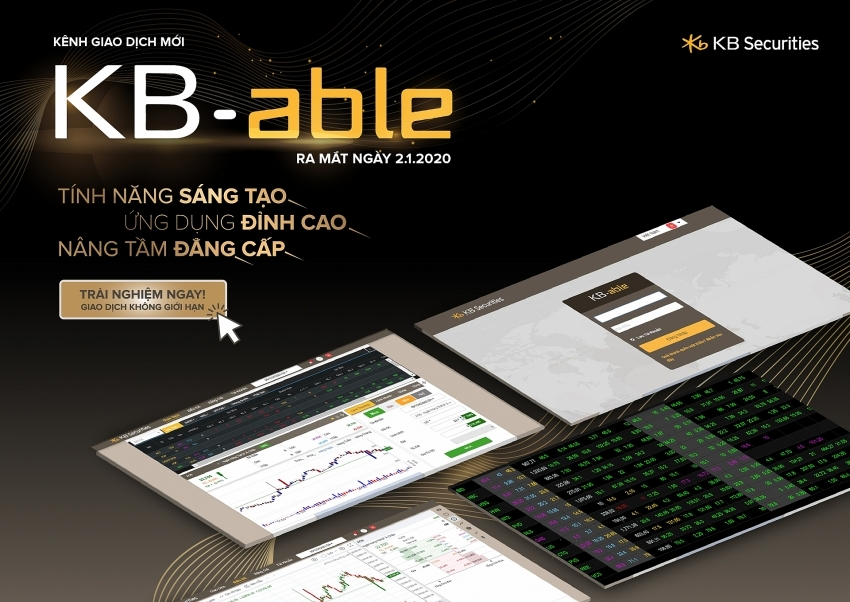 """KBSV launches KB-able – """"unlimited"""" trading system"""