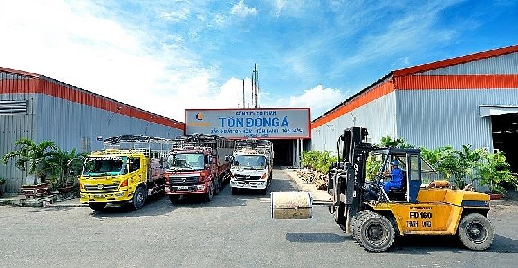 Ton Dong A Corporation takes Vietnam Value Award