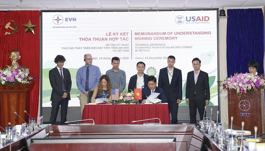 us supports vietnam to advance clean energy deployment