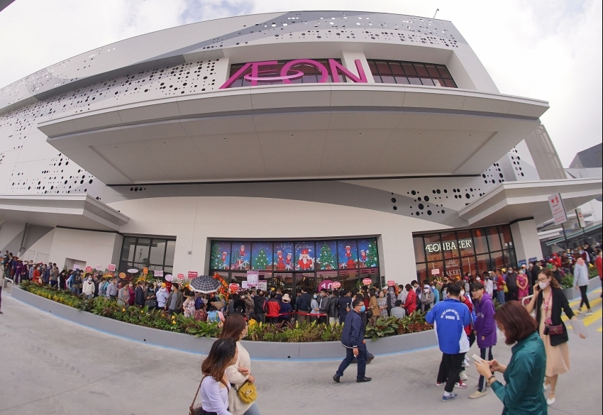 AEON Vietnam officially opens its first supermarket in Haiphong