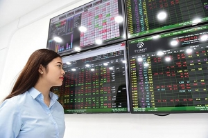 global and vietnamese stocks dropped low by global covid 19 fears