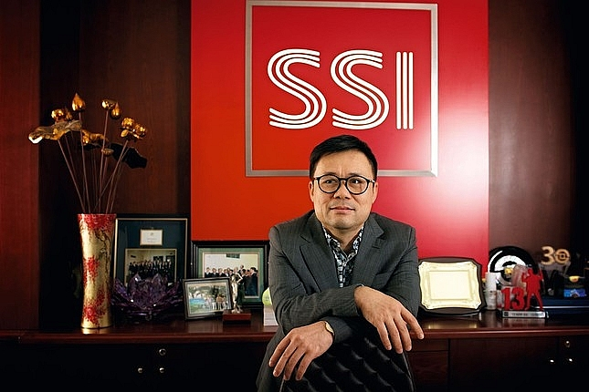 ssi becomes first vietnamese securities company with market cap above 1 billion