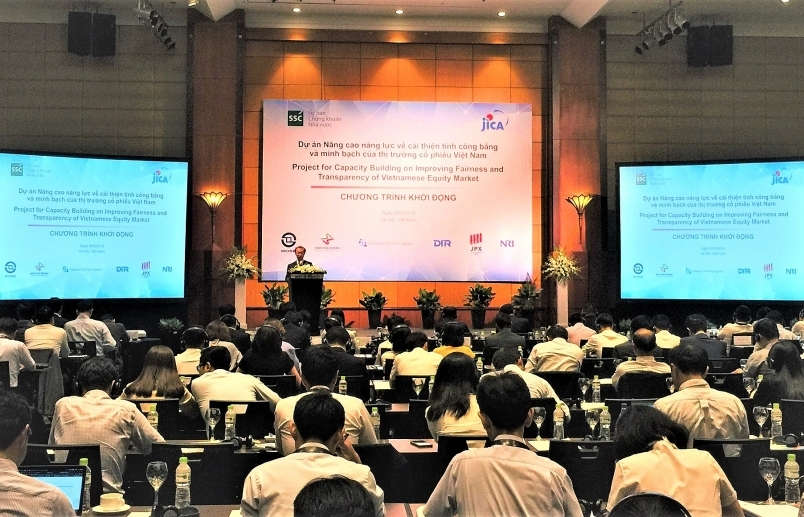 Japan joins hands with Vietnam to boost transparency of equity market