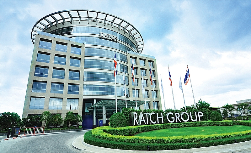 thai ratch shakes hands with geleximco to invest in an binh energy fund