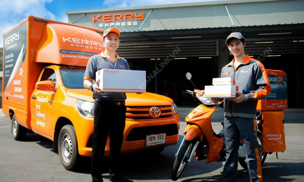 Kerry Express files for IPO in Thailand