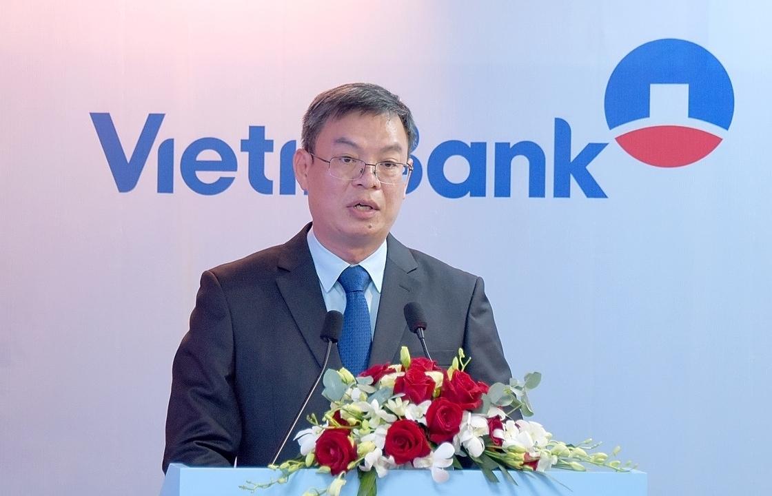 Tran Minh Binh becomes new chairman of VetinBank