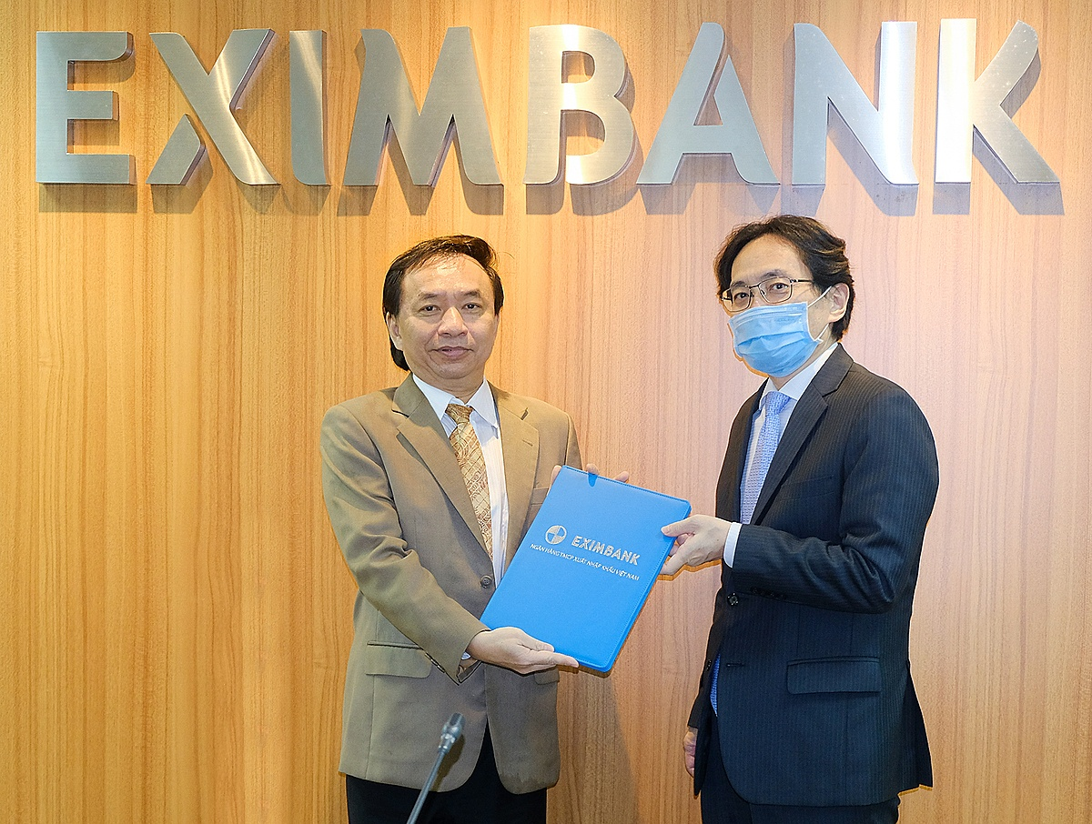 Eximbank appoints Tran Van Loc as new CEO