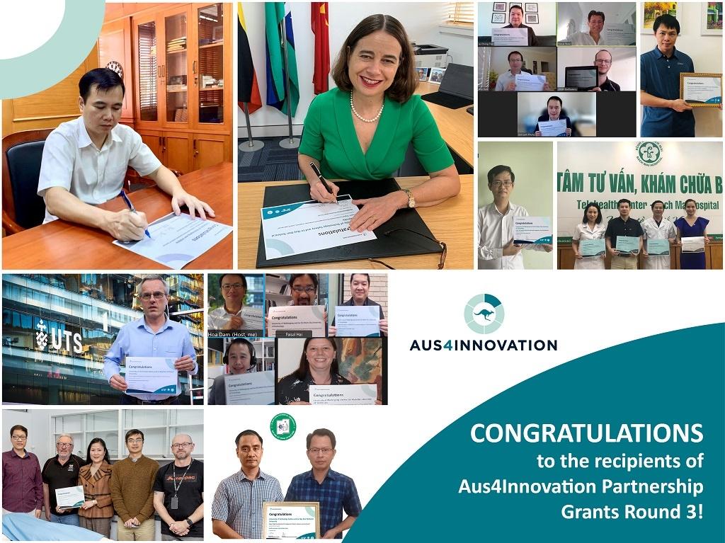 Australia funds digitally transformative tech projects in Vietnam