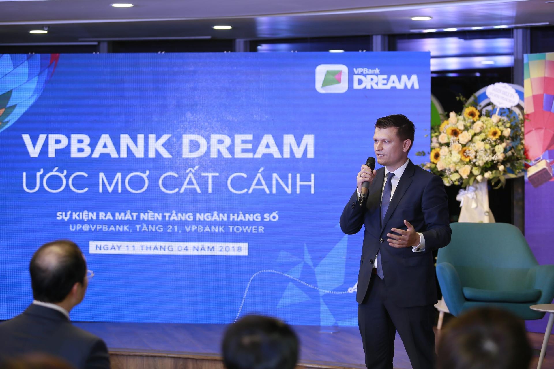 New VPBank app makes 'Dreams' come true