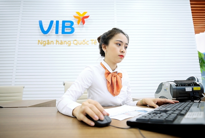 vib reports over 200 per cent swell in half year profit