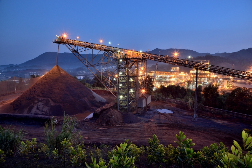 masan resources reports solid nine month performance