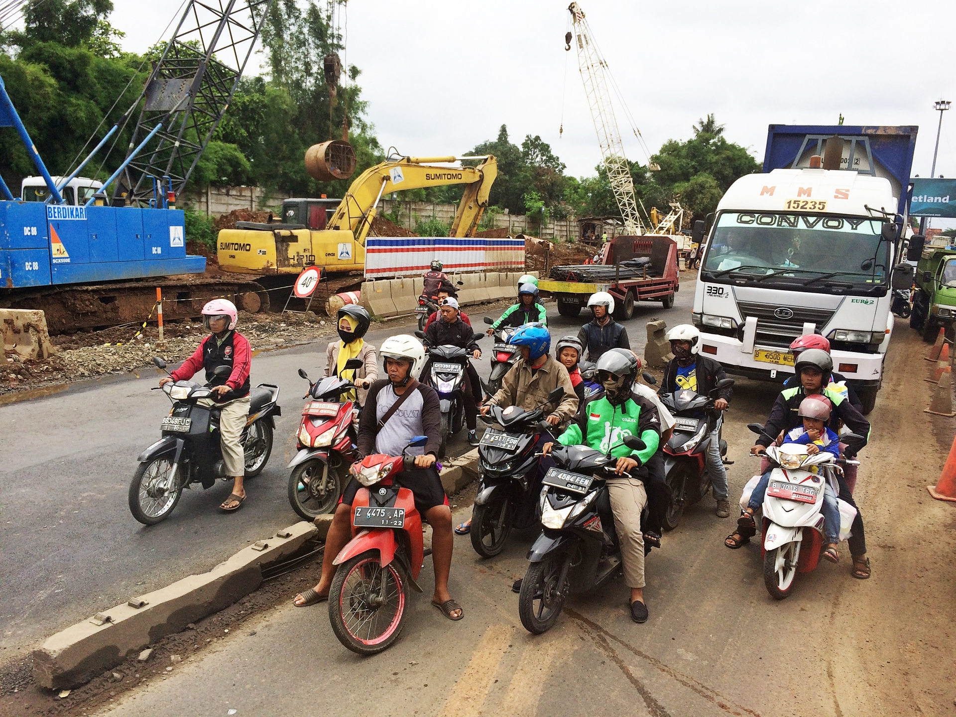 In the home city of Go-jek, Indonesia's start-up miracle