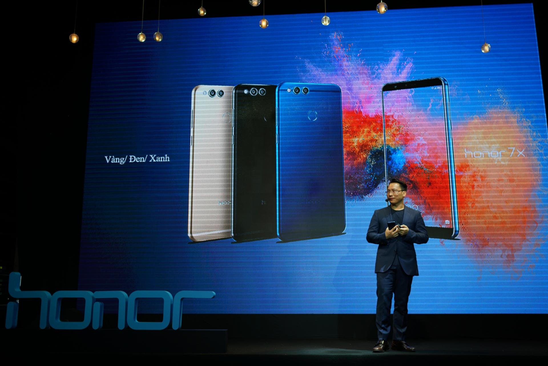 Honor aims to break into Vietnam's top 3 smartphone brands