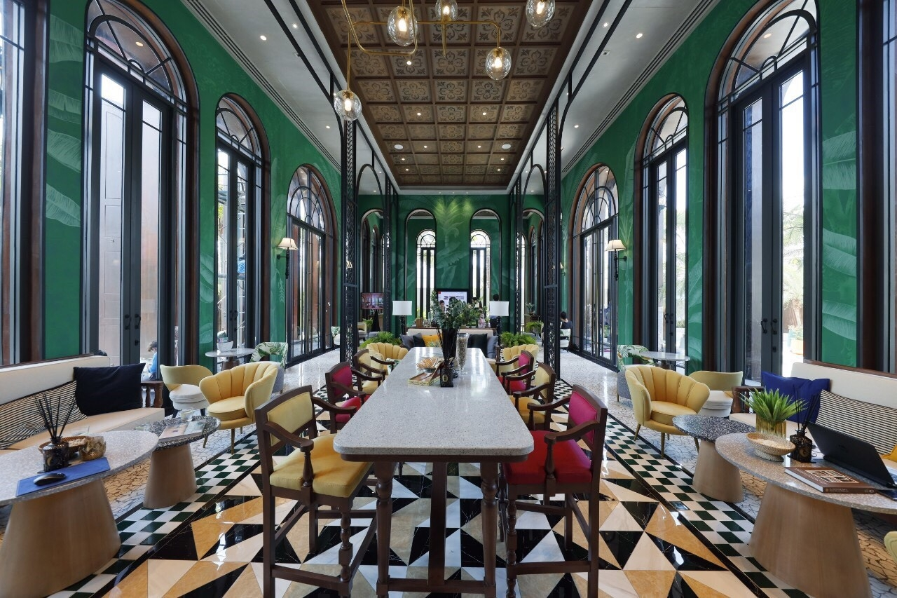 Spanish style comes to Thailand's resort city Hua Hin