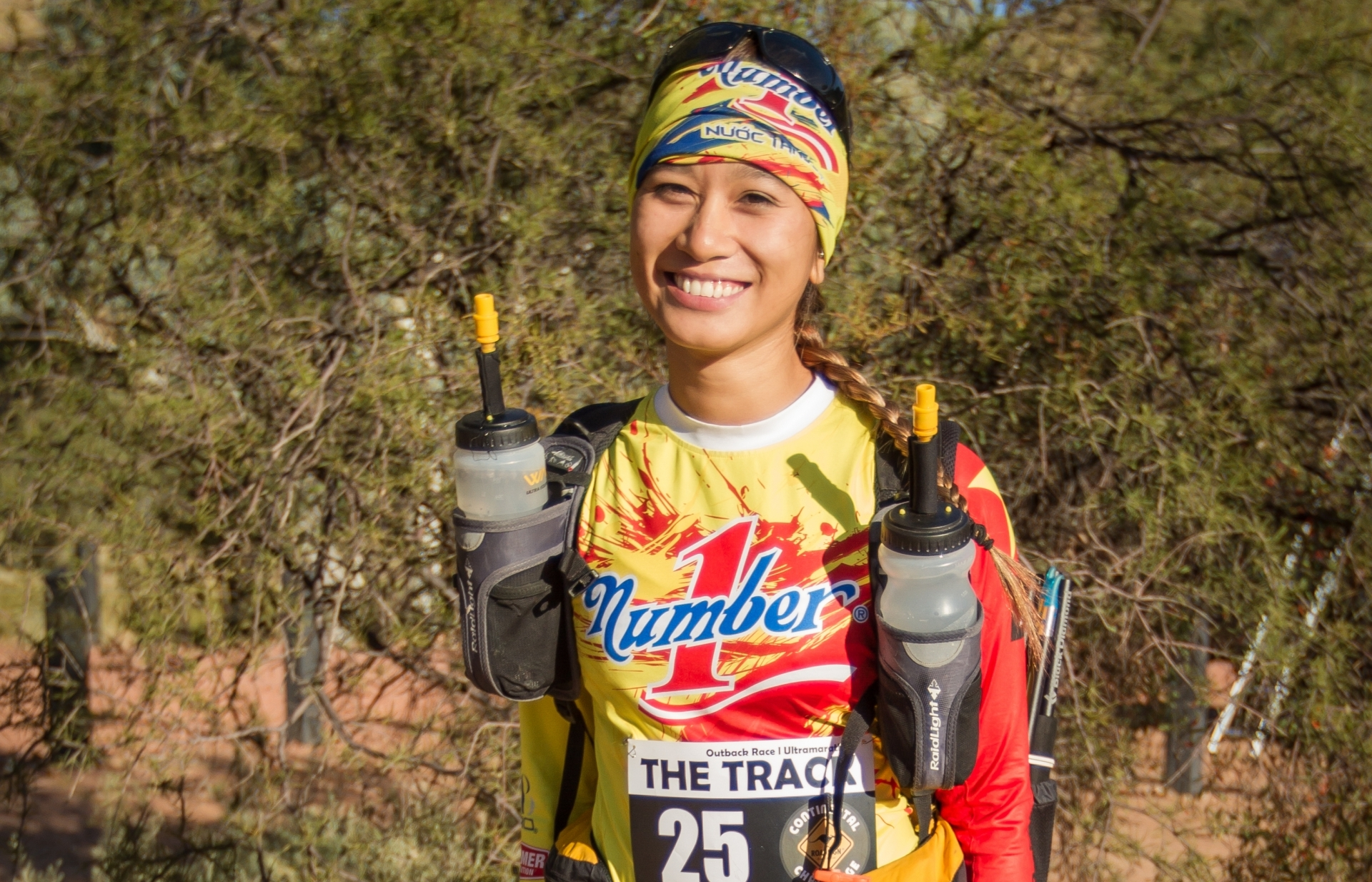 Determination makes champions, says young adventurer Vu Phuong Thanh