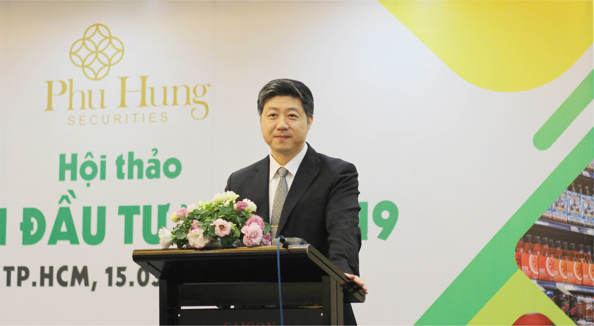 Brokerage boss from Taiwan shares about journey in Vietnam