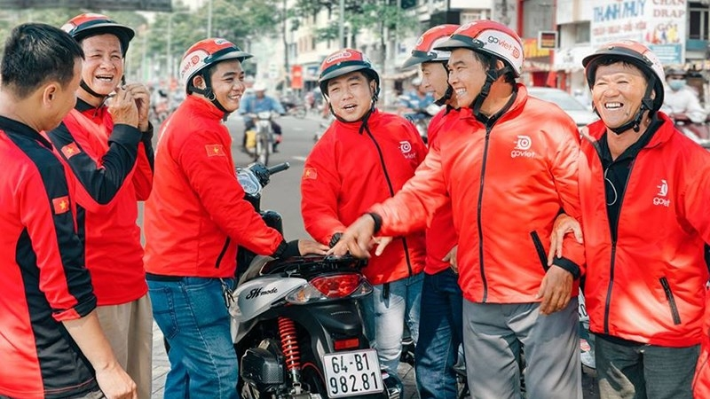 Go-Viet storms into food delivery but takes small steps in fintech