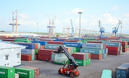 315 million trade deficit during seven days of lunar new year