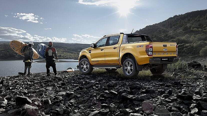 ford gives facelift to ranger and everest launches new ranger limited 2020