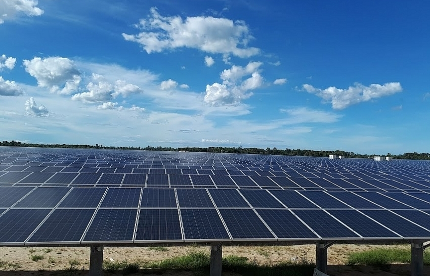 New World Bank strategy to help Vietnam scale up solar power