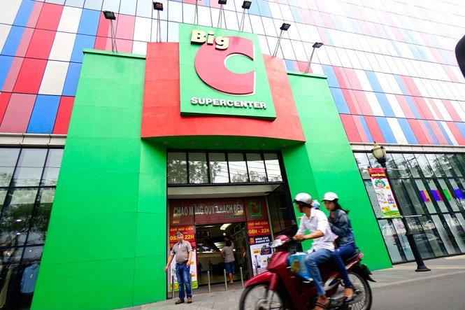 Vietnam to contribute a quarter of Central Group susidiary's revenue