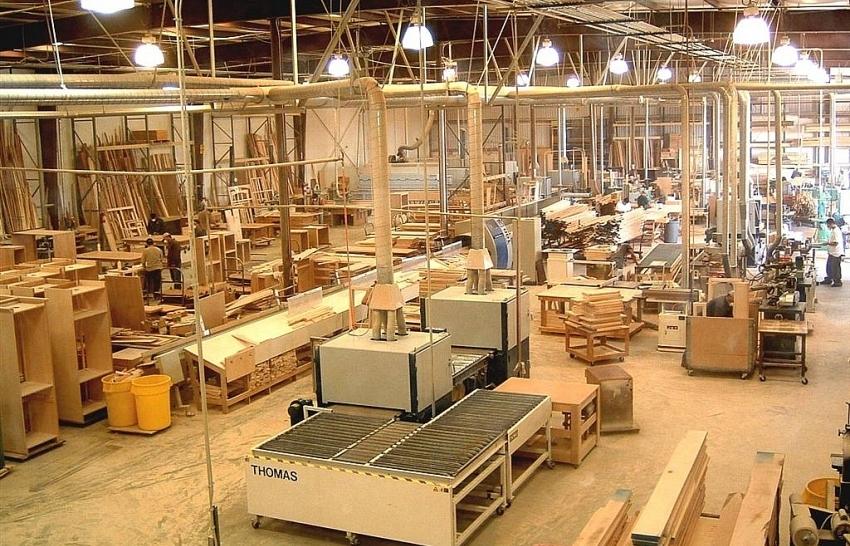 Wood industry sets $10 billion export value target