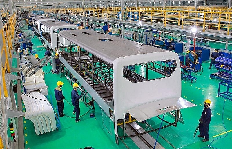 Developing domestic automobile industry to counter imports