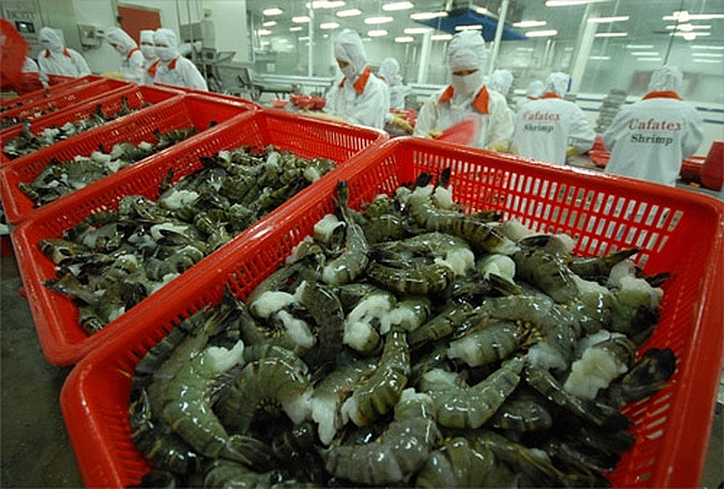 vasep requests doc to re calculate anti dumping tax on shrimp