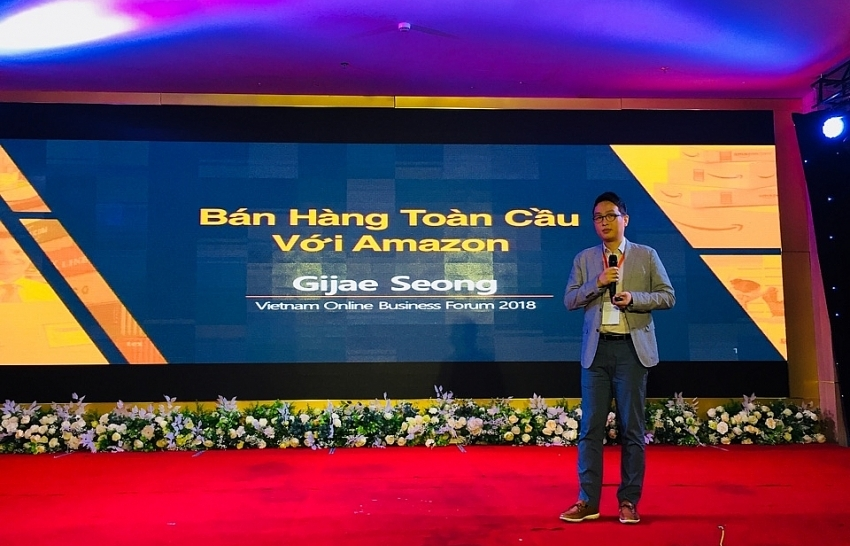 Amazon welcomes Vietnamese traders, but will not come to Vietnam