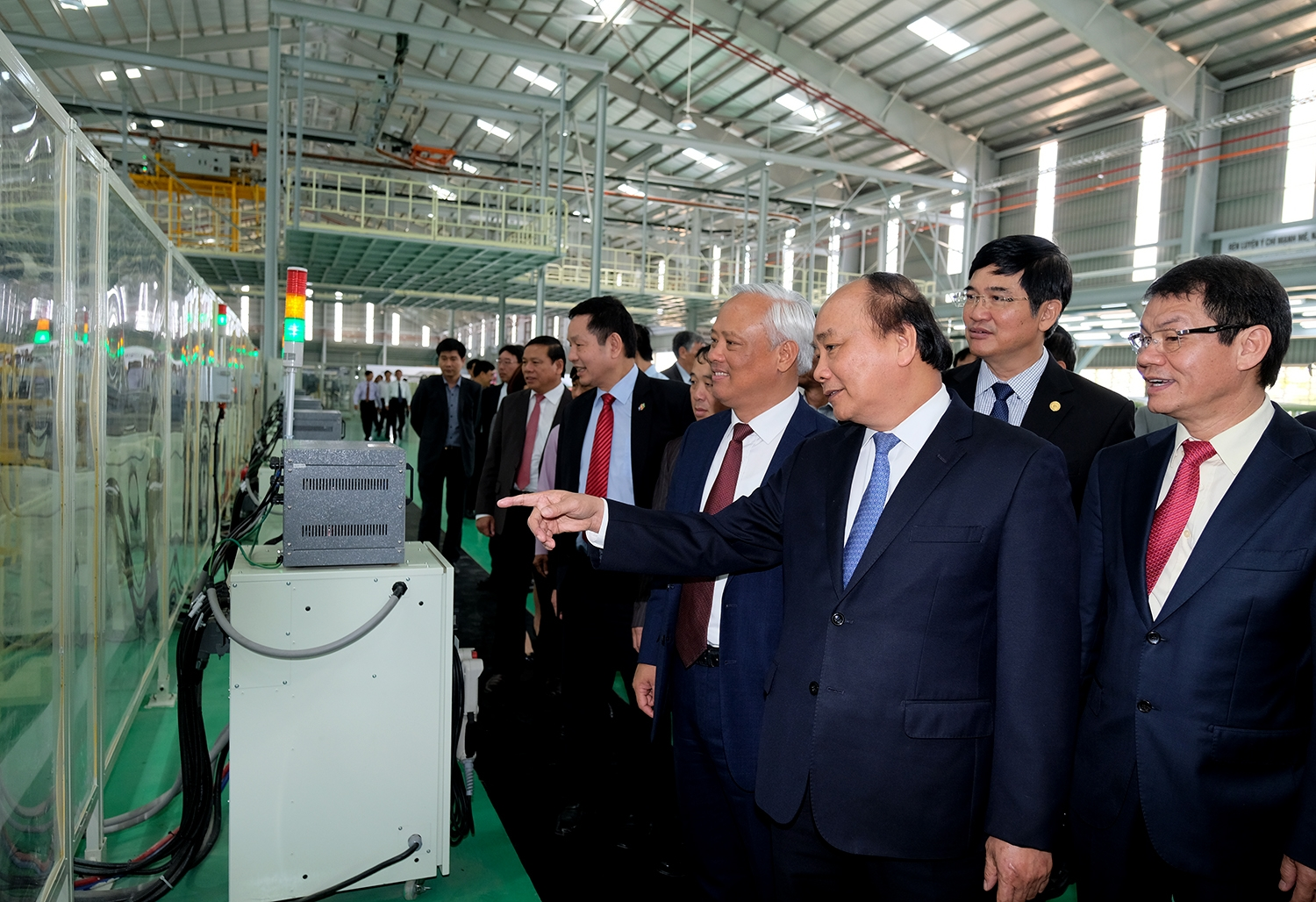 Vietnamese automobile manufacturers growing up to the task